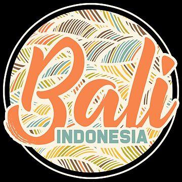 Bali island by GeschenkIdee