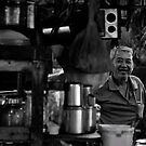 Uncle's Coffee Stall by T.O. Ang