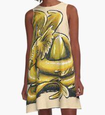 Most Precious A-Line Dress