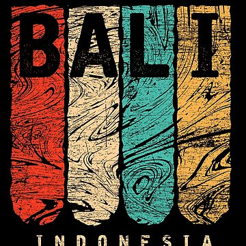Bali vacation by GeschenkIdee
