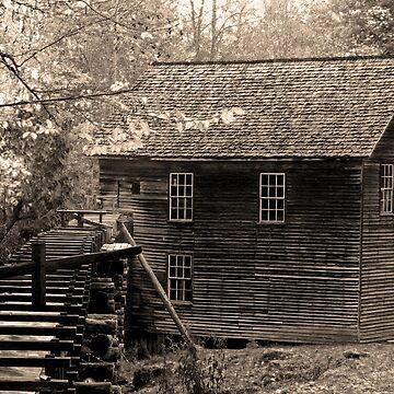 Mingus Mill VIII by suddath