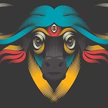 Buffalo Soul by PAgata