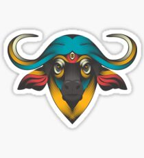Buffalo Soul Sticker