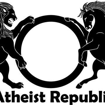 Atheist Republic by Evilninja