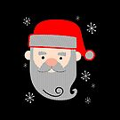 Cute Santa Claus by EthosWear
