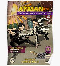Dayman-Comic Poster