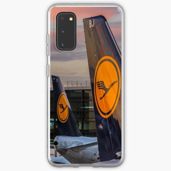 Lufthansa tails Samsung Galaxy Soft Case
