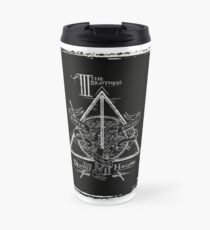 Harry Potter triangle black brothers Travel Mug