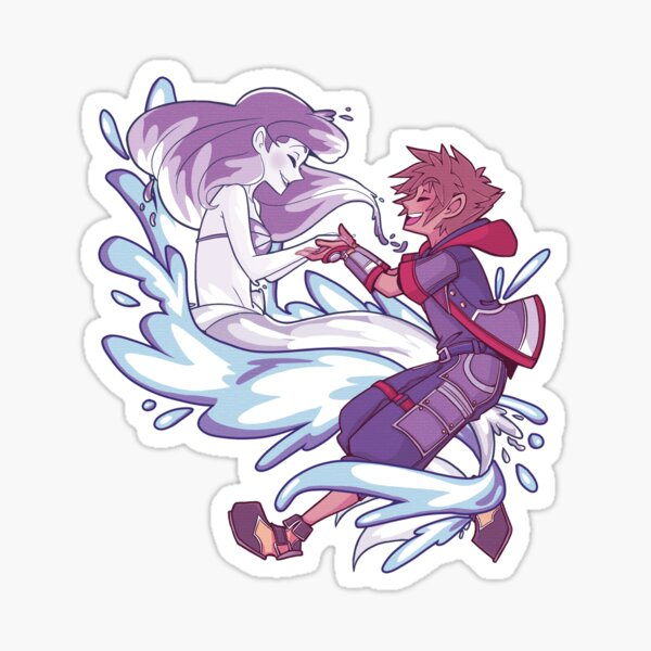 Finny Friends Sticker