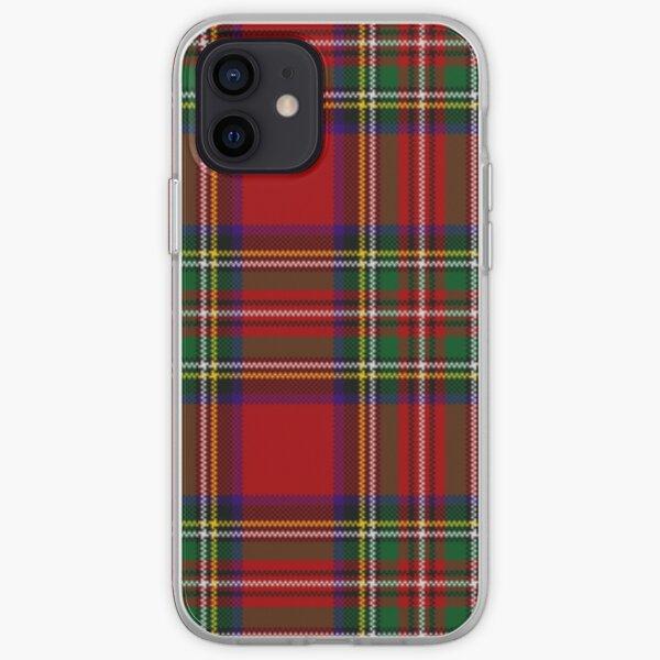 Scottish patern iPhone Soft Case