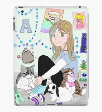 What It's Like Being A Kid iPad Case/Skin