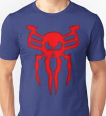 Spider Chest 2099 Comic Unisex T-Shirt