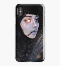 The Mystery of Unbeing iPhone XS Case