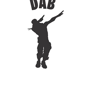 Dab dance Dance Video Game Gamers Emote Funny Boys Kids by hlcaldwell