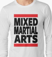 Mixed Martial Arts T-Shirt