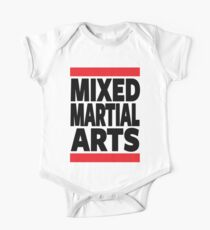 Mixed Martial Arts One Piece - Short Sleeve