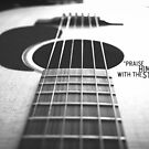 Praise Him With the Strings by Meliza Celeridad