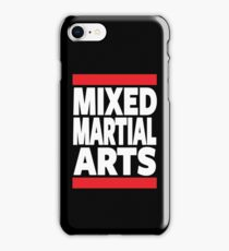 Mixed Martial Arts iPhone Case/Skin