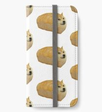 Doge Bread - Meme iPhone Wallet/Case/Skin