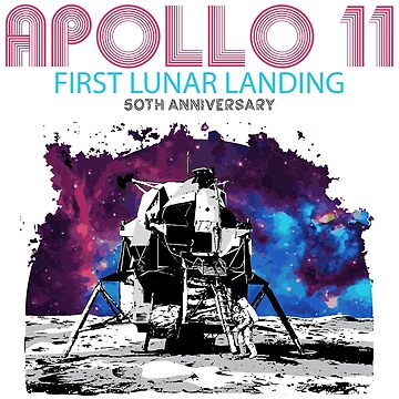 50th anniversary of the Apollo 11 moon landing by meypa