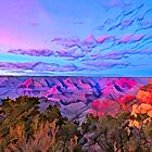 Grand Canyon Sunset by Tracie Louise