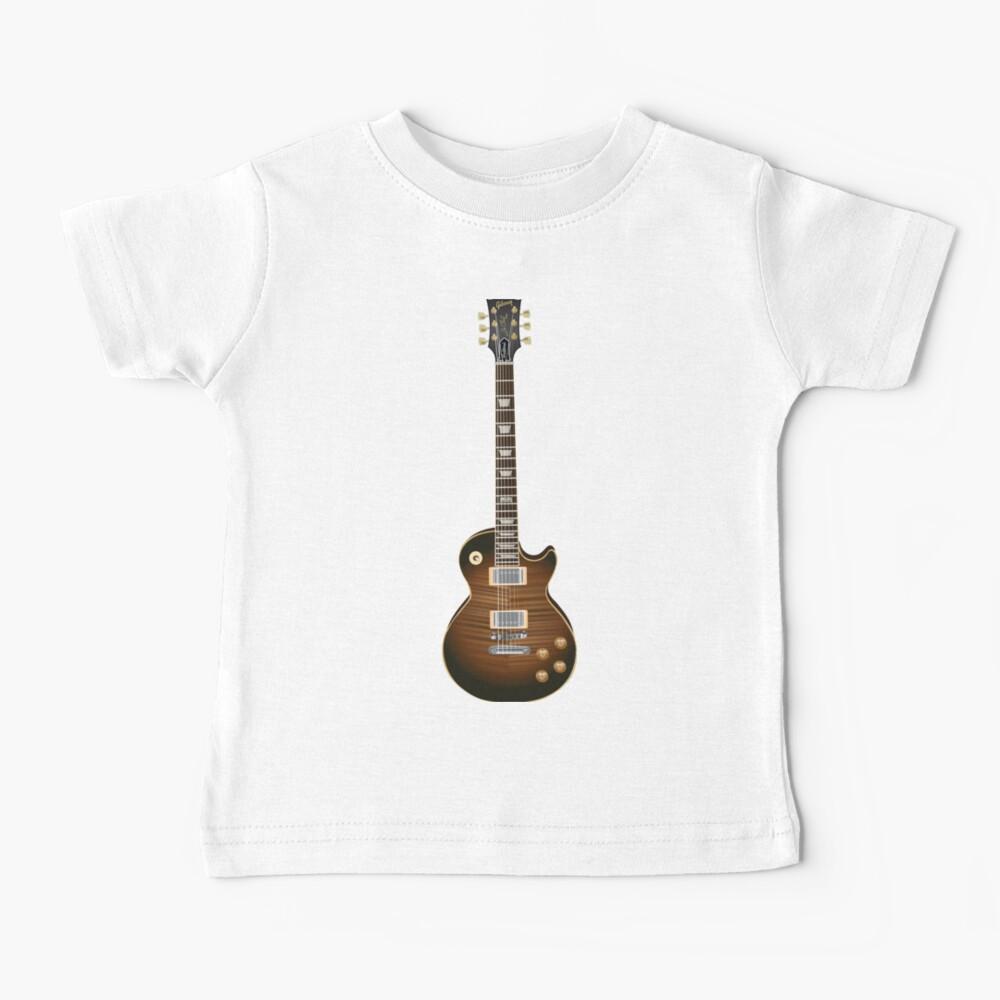 Guitar LP Gibson Baby T-Shirt