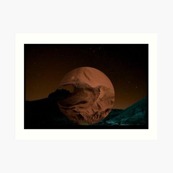 The Desert's Art Print