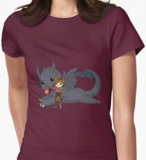 How to train your dragon [Ultimate] Womens Fitted T-Shirt