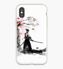 Japanische Samurai iPhone-Hülle & Cover