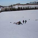 Winter Fun. by Goldenspirit