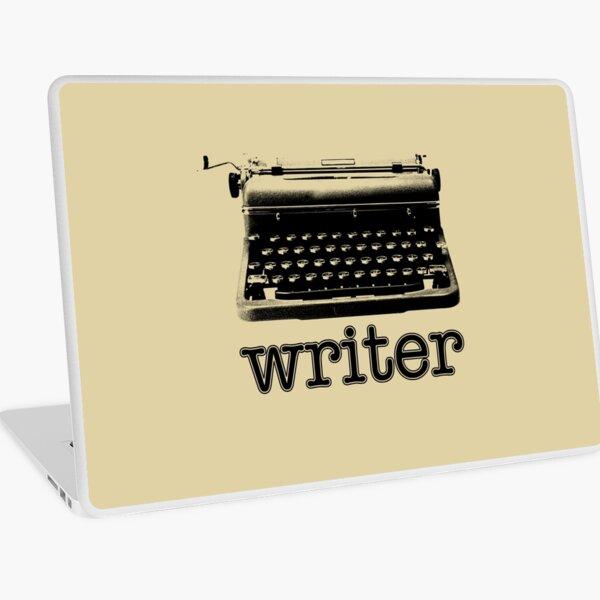 Writer Laptop Skin