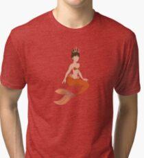 Mermaid Adella  Tri-blend T-Shirt