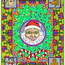 Christmas Mandala by CaptSnowflake