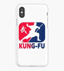 Kung Fu iPhone Case/Skin