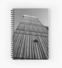 GUILDHALL LIBRARY PORTSMOUTH Spiral Notebook