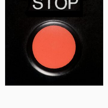Stop button by Yurgis