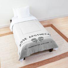 Rose Apothecary Logo Comforter