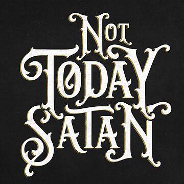 Hoy no Satanás. de wolfandbird