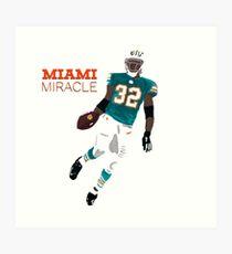 Miami Miracle Art Kunstdruck