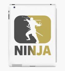 Ninja iPad Case/Skin