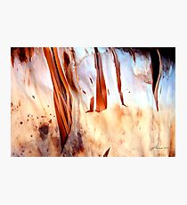 Fire Falls Photographic Print