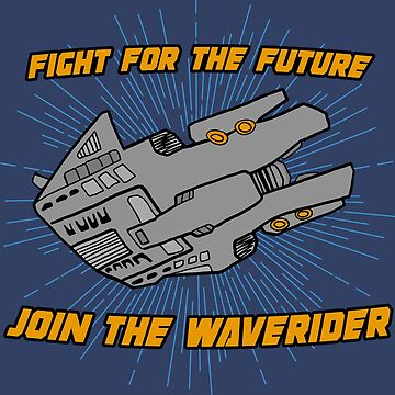 Join The Waverider by Nowhere89