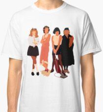 Camiseta clásica reina icónica.