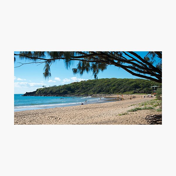 Agnes Water Beach, Queensland, Australia Photographic Print