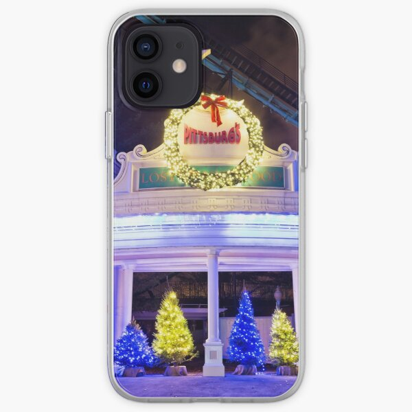 Christmas at Lost Kennywood  iPhone Soft Case