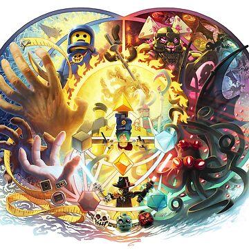 Kosmology by brikwars