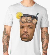 Ice Tea & Ice Cubes Men's Premium T-Shirt