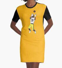 Juju Smith-Schuster Catch Graphic T-Shirt Dress
