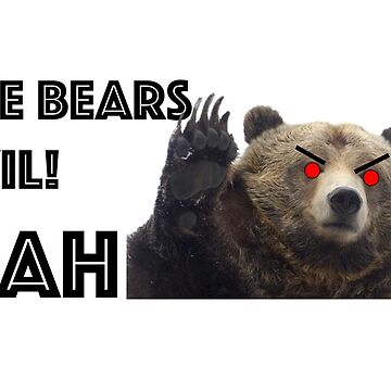 The bears evil by Joliver42