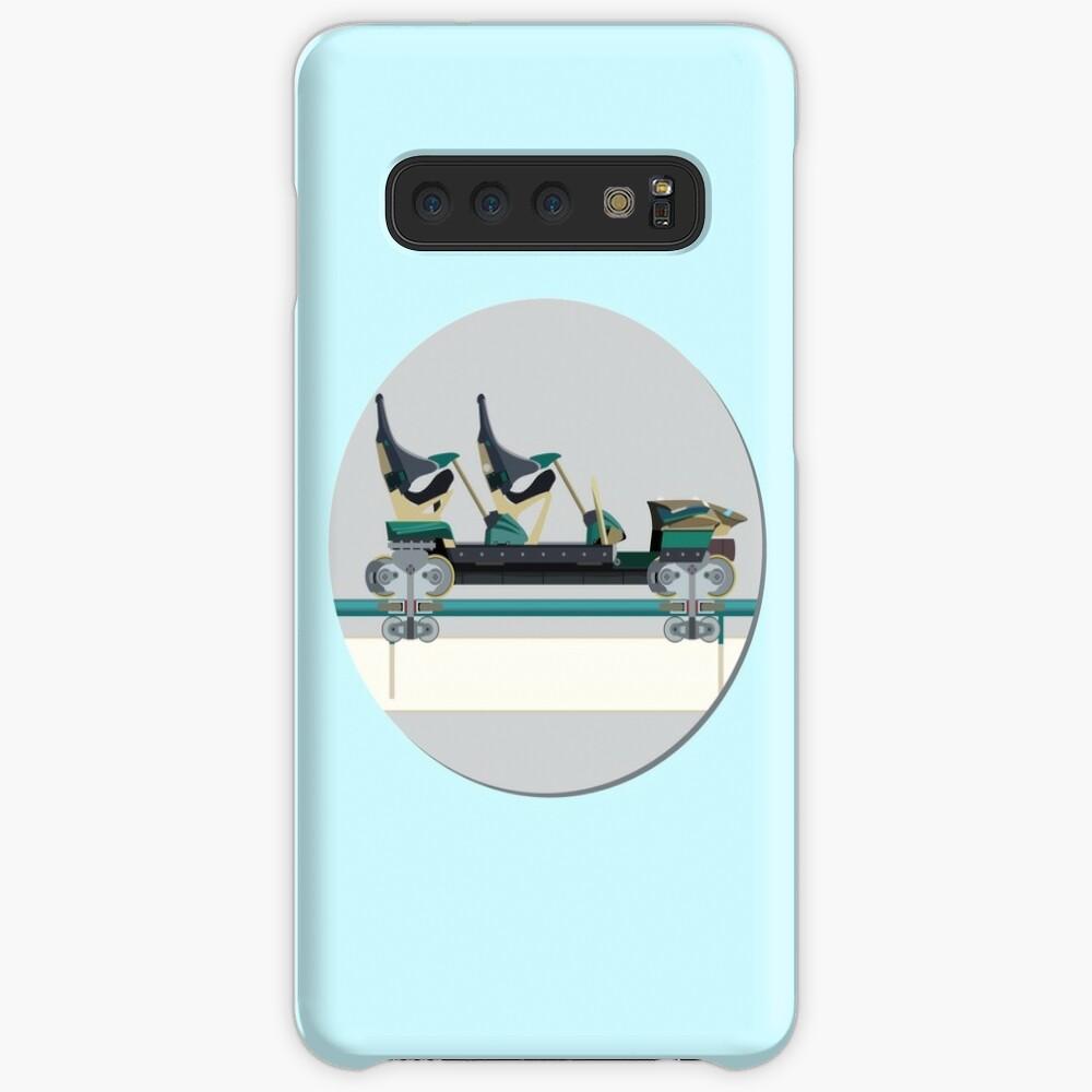 Shambhala Coaster Tshirt - Shambala PortAdventura Case & Skin for Samsung Galaxy